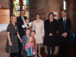 Baptism at All Saints